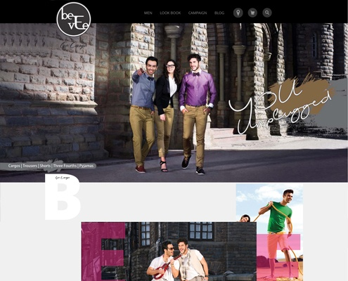 creative web design Beevee