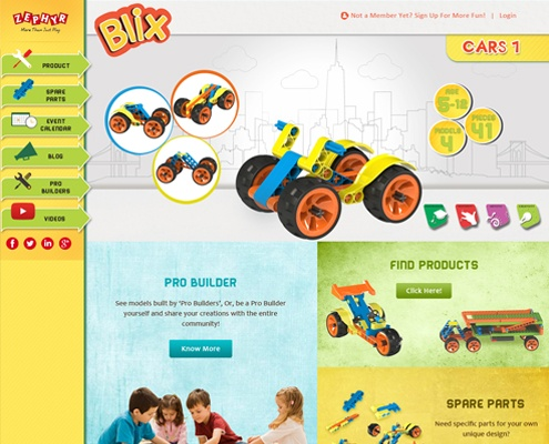 elearning solution blix