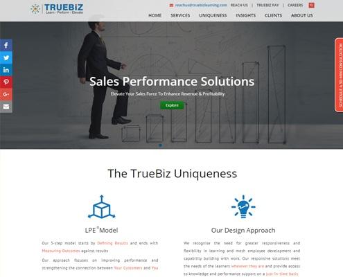 business application TrueBiz